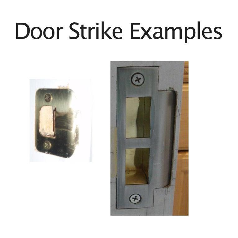 ... door strike ...  sc 1 st  GoKeyless & Trine 3334W Electric Door Strike for Wood Frames | GoKeyless