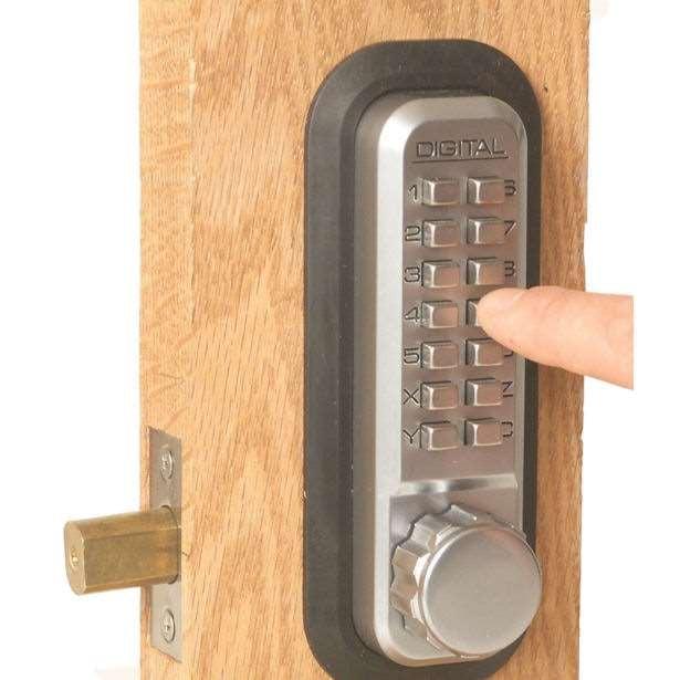 Lockey 2210 Mechanical Keyless Deadbolt