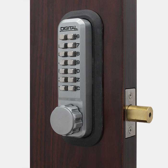 Lockey 2210 Combination Deadbolt Lock Gokeyless