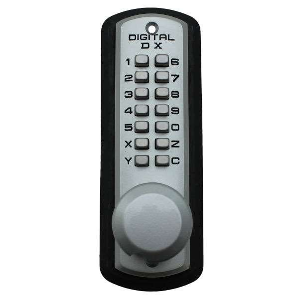 Lockey 3210dc Marine Rated Double Sided Keyless Deadbolt