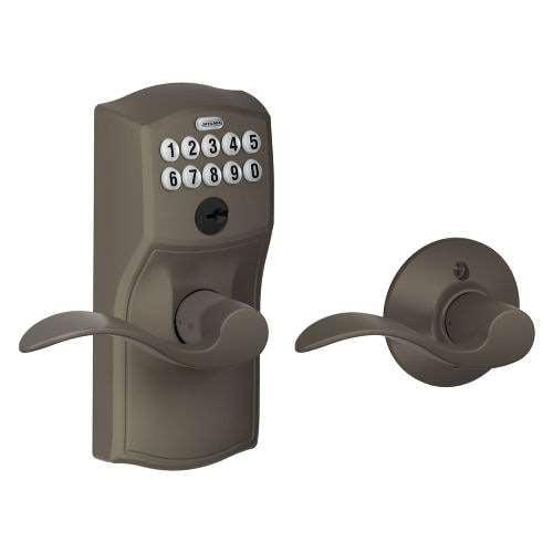Schlage Fe575 Camelot Auto Locking Keypad Lock Gokeyless