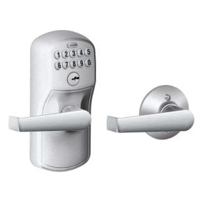 Electronic Keyless Lock, Auto-Locking