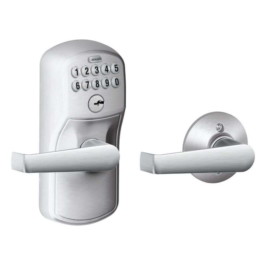 Electronic Keyless Lock, Auto-Locking