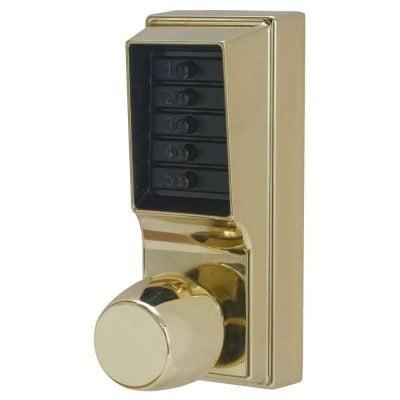Simplex 1031 Keyless Push Button Lock W Passage Gokeyless