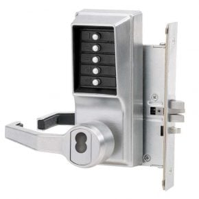Simplex 8146 Push Button Grade 1 Mortise Lock