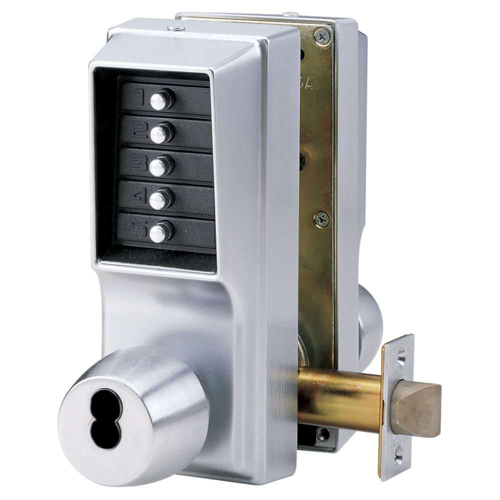 Simplex Ee1021 Ee1021 Back To Back Combination Lock