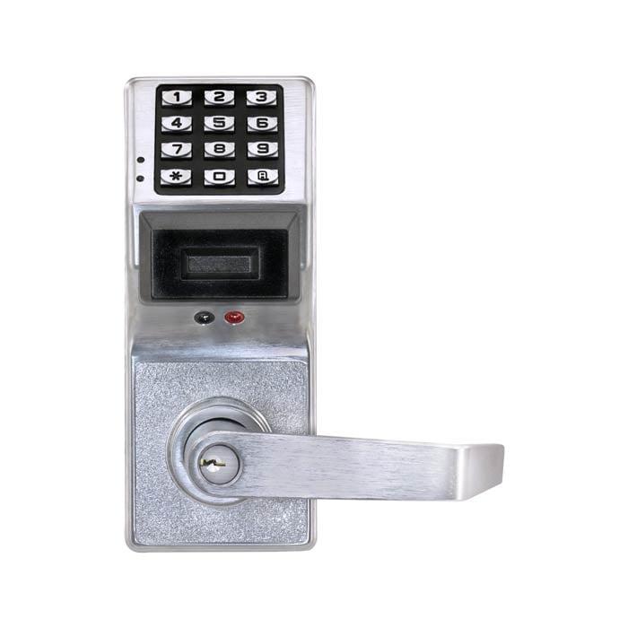 Trilogy PDL3000 HID Proximity Card Lock and Keypad