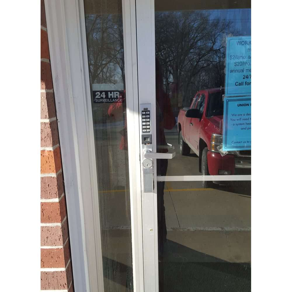 Trilogy Pdl1300 Pin Prox Card Access Storefront Lock