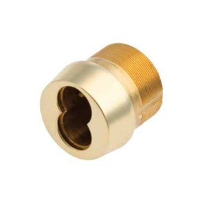 Mortise Cylinders with Small Format IC Core Housing