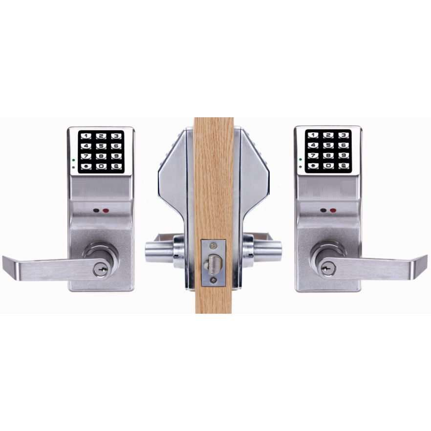 Electronic Keypad Locks For Doors Reviews Electronic