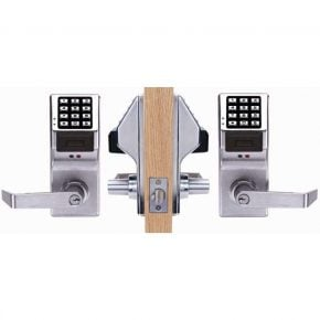 Trilogy Advanced Security PDL5300 Proximity and Keypad Entry Exit Lock