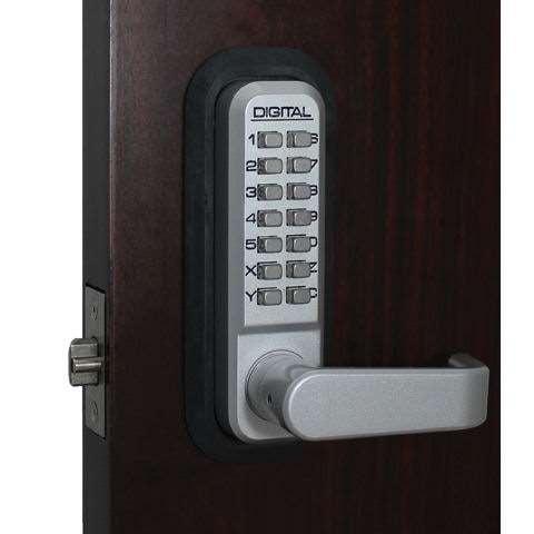 2835 Keyless Combination Lever Lock