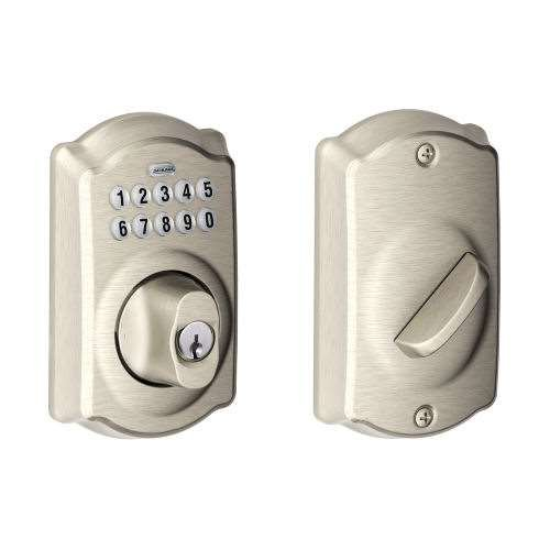 SCHLAGE Keypad Deadbolt - BE365