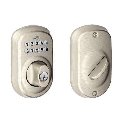 SCHLAGE Keypad Deadbolt - BE365