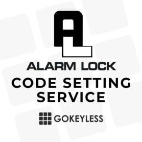 Alarm Lock Code Setting Service