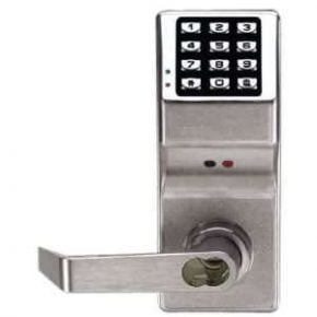 Alarm Lock Trilogy DL3200IC Heavy-duty Electronic Lock, IC Core sold separate