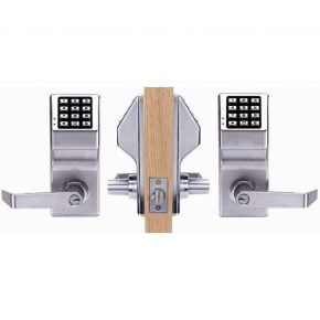 Commercial Grade Double Sided Keypad Lock