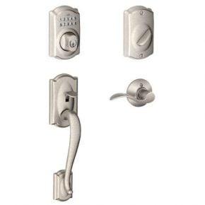 SCHLAGE Keypad Front Door System - FE365
