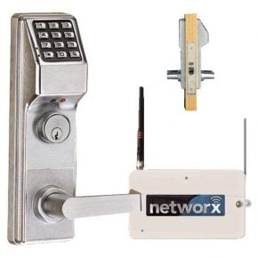 Trilogy Networx DL6500 Wireless Mortise Lock