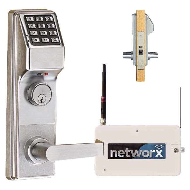 Trilogy Networx Dl6500 Wireless Networking Mortise Lock