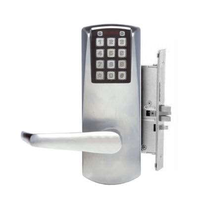 Kaba E Plex E2066ll626 Electronic Mortise Lock Gokeyless