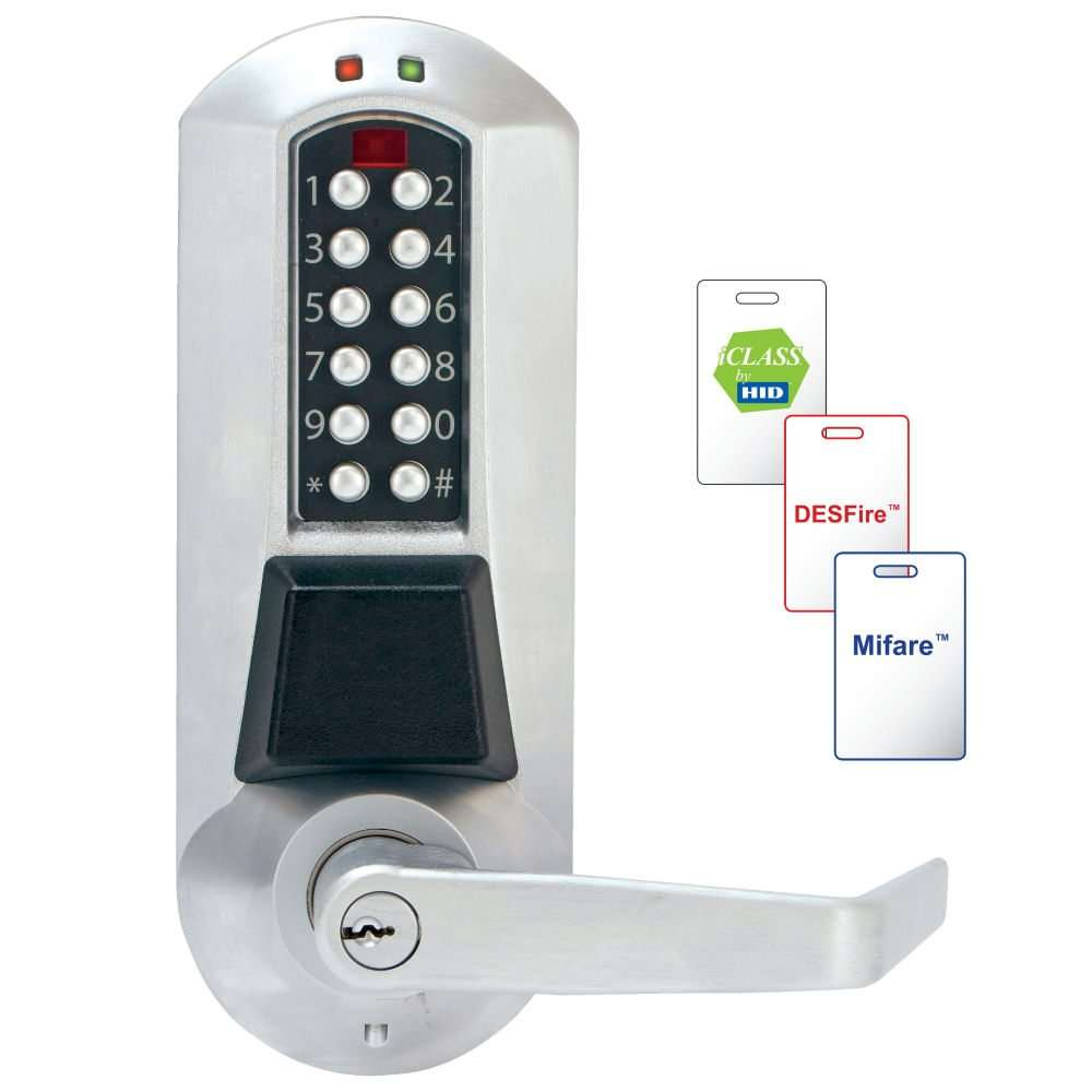 Kaba E Plex E5600 Smart Card Access Control Lock Gokeyless