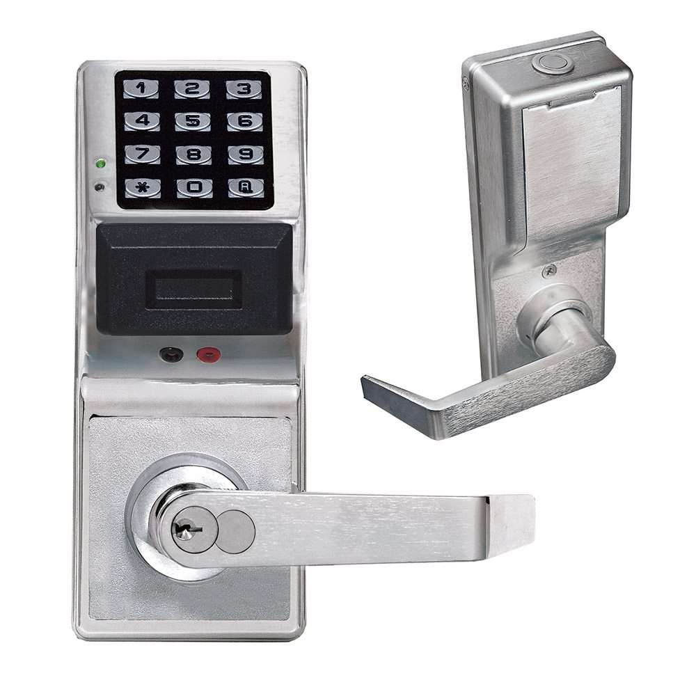 Trilogy Pdl4100 Keypad Prox Card Lock With Privacy