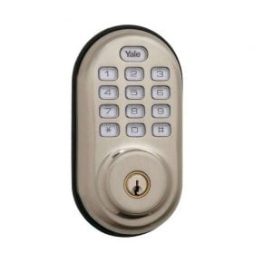 Yale Real Living® Push Button Deadbolt (YRD210)