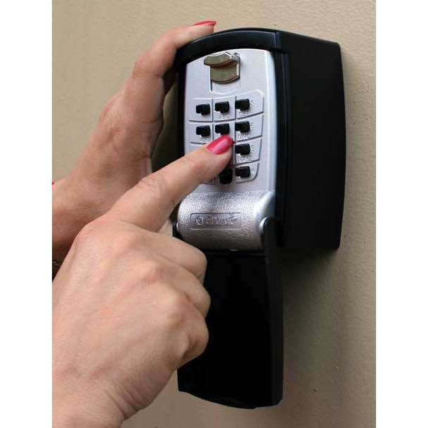 Keyguard Pro Sl590 Wall Mount Pushbutton Lockbox Gokeyless