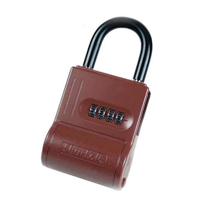ShurLok SL300W Key Storage Lock Box and Padlock