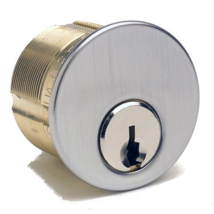 Ilco 7185sx1 28 Mortise Cylinder Gokeyless