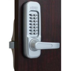 Keyless Panic Trim - 115-P Heavy Duty Lever