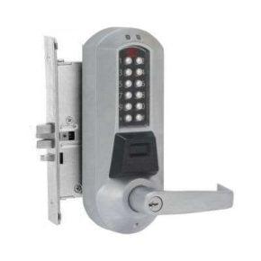 E-Plex® HID Card-Based Mortise Lock