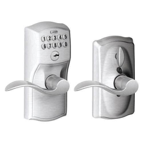 Schlage Fe595 Electronic Keypad Lever With Flex Lock