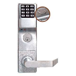 Trilogy Dl4500 Mortise Stand Alone Access Control System