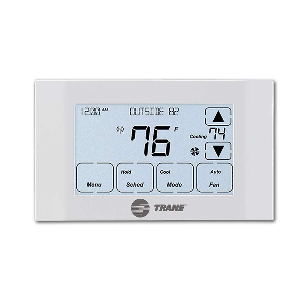 Trane 524 Connected Z Wave Thermostat Gokeyless