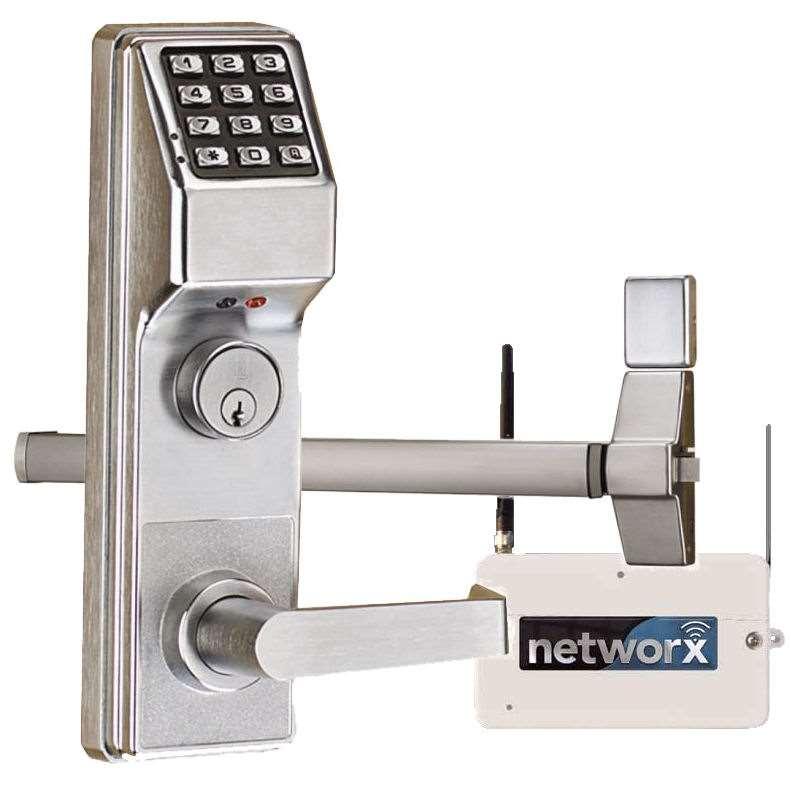 Trilogy Networx Etdln Wireless Networking Exit Lock