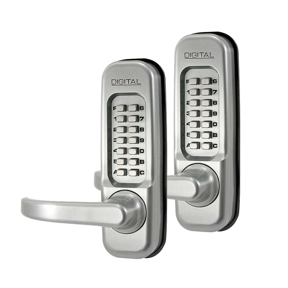 Lockey 1150dc Double Sided Keyless Lock Industrial