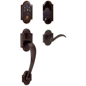 Baldwin Boulder 8252 Electronic Front Door Kit