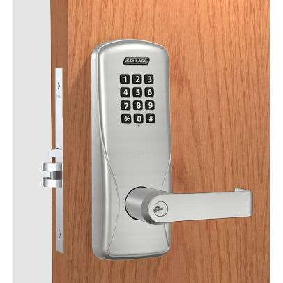 Schlage Co 100 Ms70 Commercial Keyless Mortise Lock