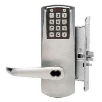 Kaba E Plex E2066bll626 Keyless Mortise Lock With Best Ic