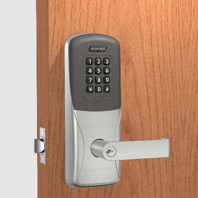 CO-200 Standalone Keypad Lock with Prox