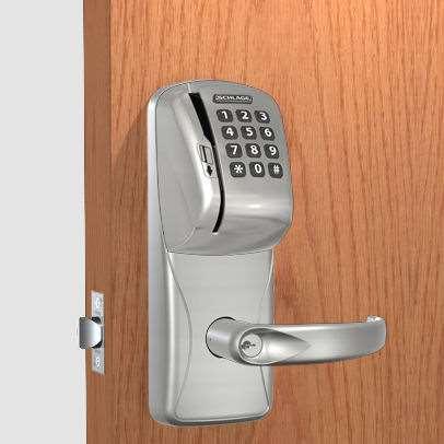 Schlage Co 200 Magstripe Keypad Privacy Lock Gokeyless