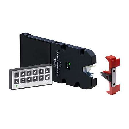 StealthLock SL-100 Invisible Keyless Cabinet Lock