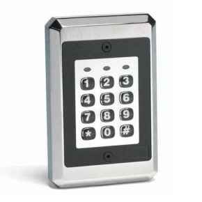 212iLW: Indoor / Outdoor Flush-mount Weather Resistant Keypad