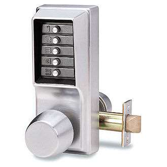 Simplex 1000 Mechanical Lock