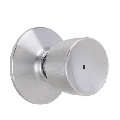 schlage f40 bell privacy bedbath door knob lock - Bathroom Door Knobs