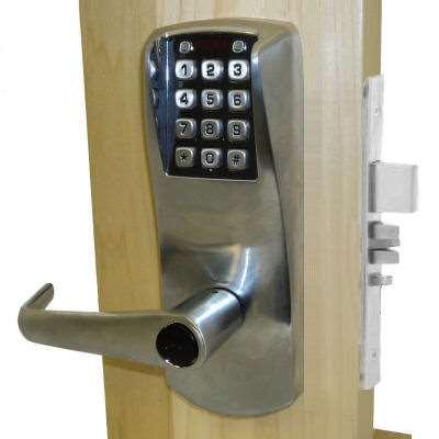 E Plex E206axsll626 Keyless Mortise Door Lock With Auto