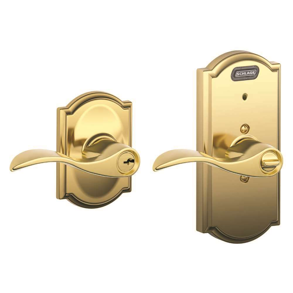 Schlage Fe51 Cam 505 Acc Built In Alarm Lock Gokeyless