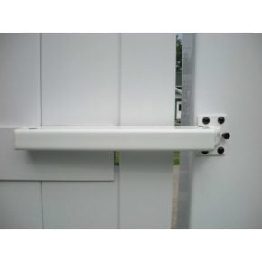 Gate Closer - Lockey TB175 White